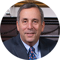 photo of larry bacow