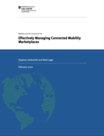 Effectively Managing Connected Mobility Marketplaces