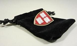 Grossman Marketing Harvard VERITAS shield Lapel Pin - $4.25