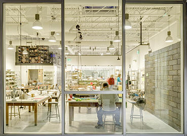Ceramics Studio   Office for the Arts at Harvard