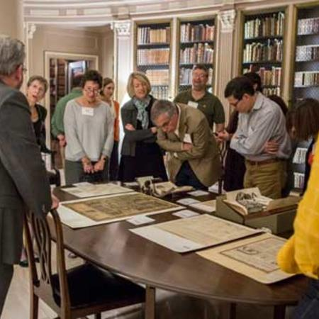 Houghton Library Photo Gallery2