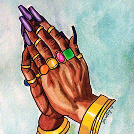 Womanist hands