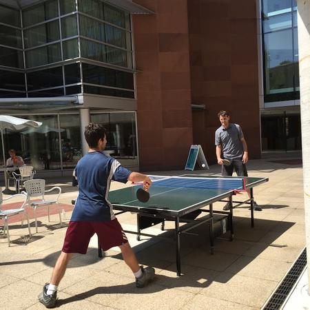 Cowan Lab 4th Annual BBQ and Ping Pong Tournament