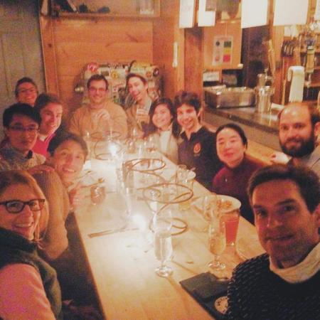 Cowan Lab Retreat 2015