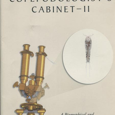 The copepodologist's cabinet: a biographical and bibliographical history. Volume 2: Henri Milne Edwards to Wilhelm Giesbrecht (1830 to 1890)