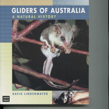 Gliders of Australia: a natural history