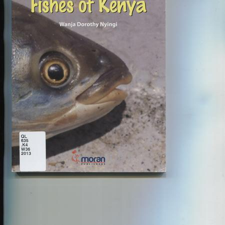 Guide to common freshwater fishes of Kenya