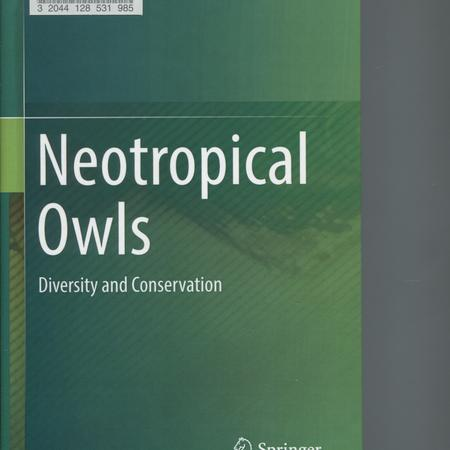 Neotropical Owls: diversity and conservation