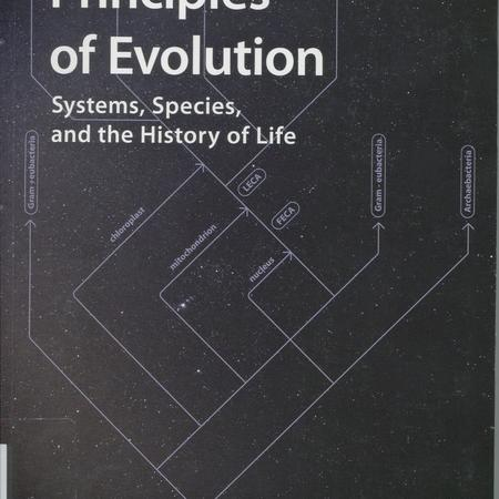 Principles of evolution: system, species, and the history of life