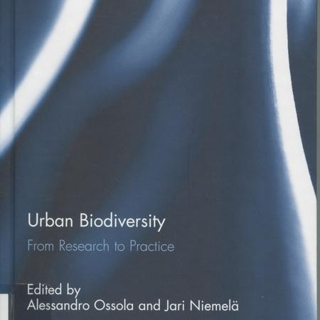 Urban biodiversity: from research to practice