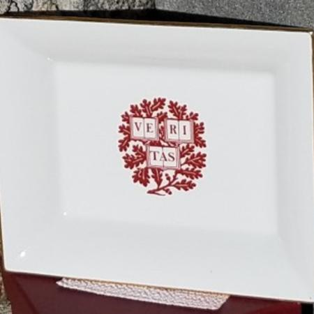 LR-Paris Porcelain Tray