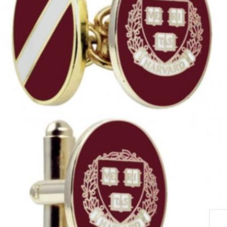 Smart Turnout Enamel Cufflinks (T-bar as shown) Chain link also available $40.78