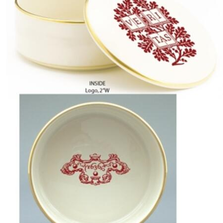 LR Paris Porcelain box - $95.79
