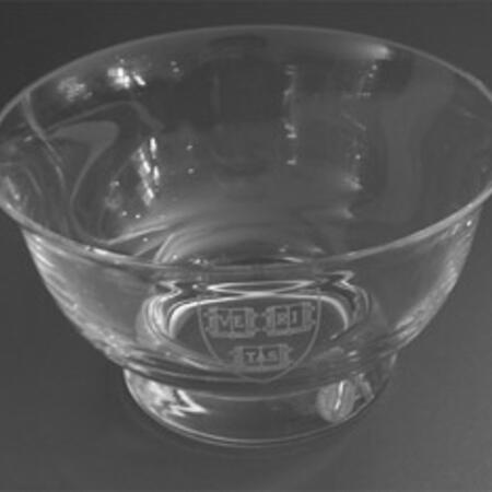 Tiffany & Co. Georgetown Crystal Bowl