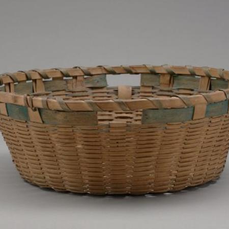 Round Splint Basket