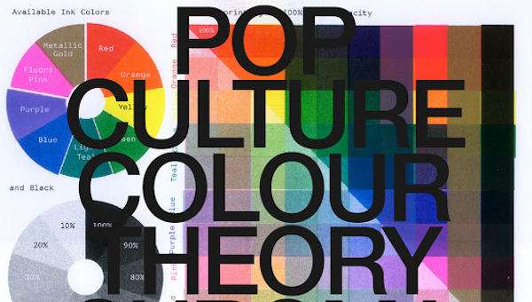 Pop Culture Colour Theory with James Goggin