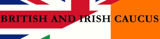 British and Irish Caucus
