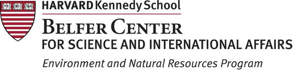 Belfer Center Environment and Natural Resources Program