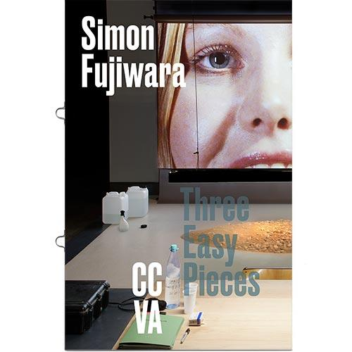 Simon Fujiwara: Three Easy Pieces, publication cover