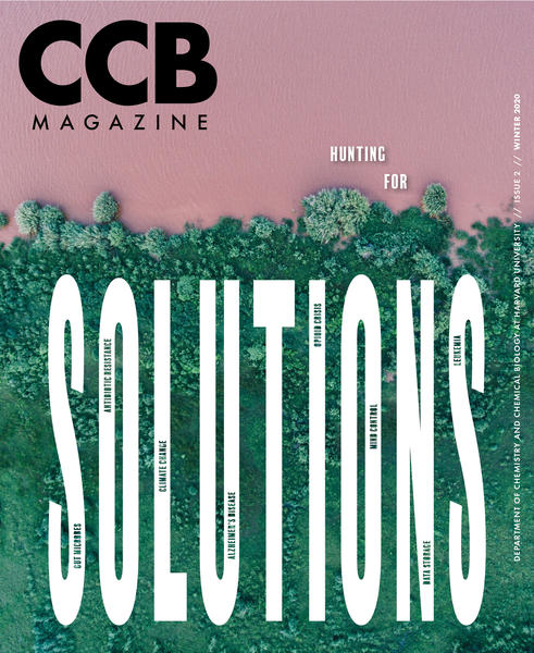 Image of the cover of the winter 2020 edition of CCB Magazine