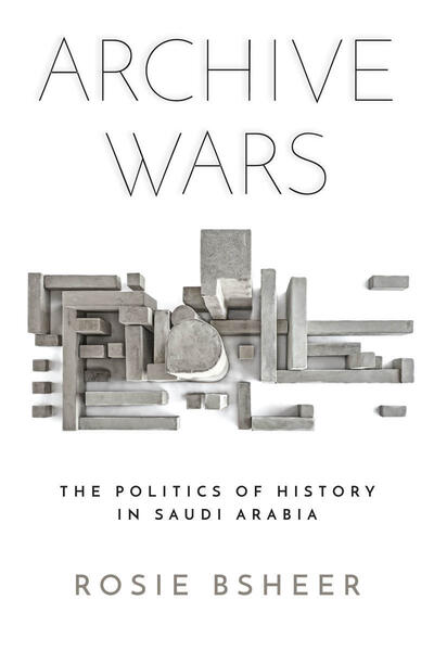 Archive Wars book cover