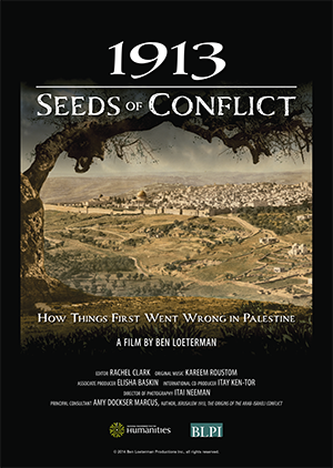 1913: seeds of conflict poster