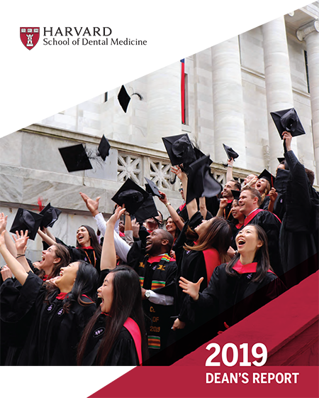 FY19 Dean's Report cover