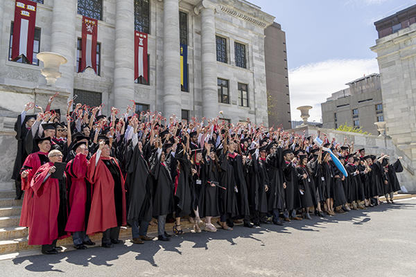 Commencement and Class Day 2019 | Harvard School of Dental