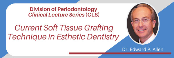 Clinical Lecture Series header