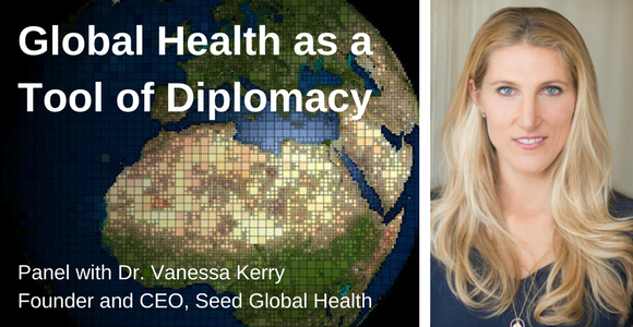 Global Health as a Tool of Diplomacy | Harvard School of ...