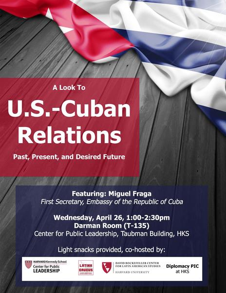 a look to us cuban relations