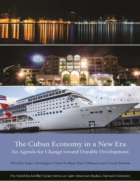 Cuban Economy Front Cover