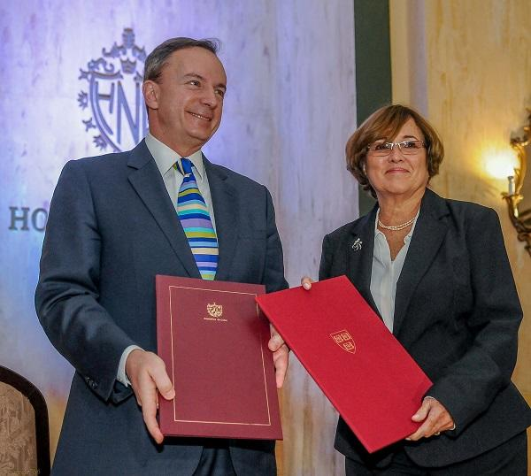 Image result for Harvard Signs Memorandum of Understanding with Cuba