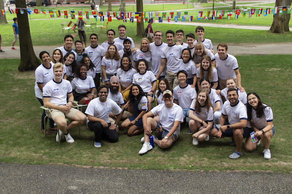 First-Year International Program Students