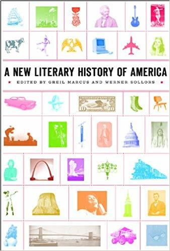 A New Literary History of America (Harvard University Press Reference Library