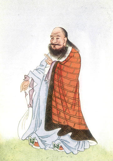 Edward Theodore Chalmers, Laozi, Project Gutenberg, Public Domain, https://commons.wikimedia.org/w/index.php?curid=187363