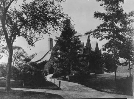 Harvard Divinity School at the Turn of the 20th Century