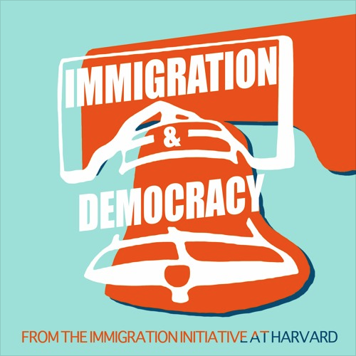 Immigration and Democracy podcast logo