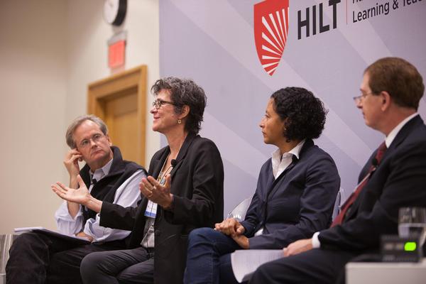 HILT Conference panel
