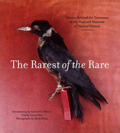 "Book cover of the ""Rarest of the Rare""."