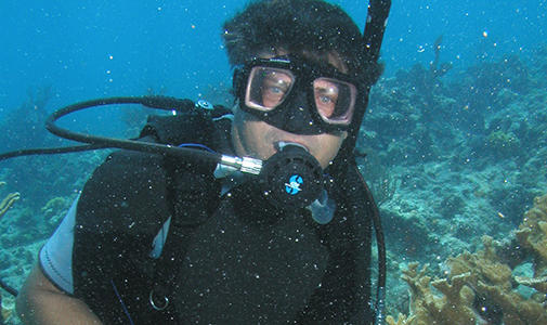 Saving Coral Reef in the Florida Keys with James Porter