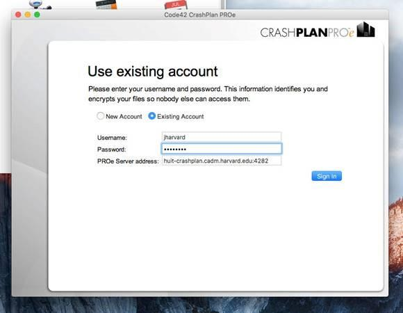 CrashPlan For Mac Image 3