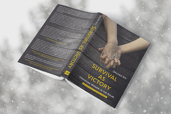 Oksana Kis book Survival as Victory