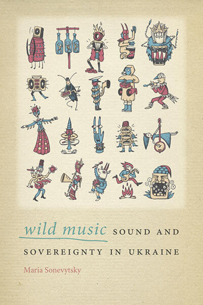 Wild Music book cover