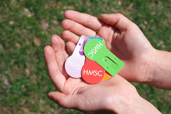 Picture of HMSC Tags