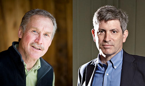 Evolution Matters: David Quammen and Carl Zimmer lecture image