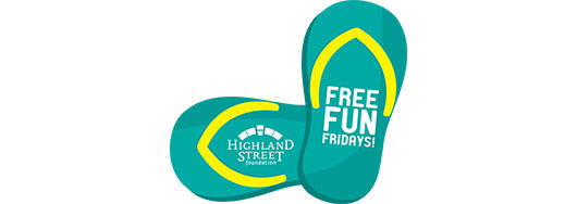 Free Fun Friday Flip Flop Logo for 2017