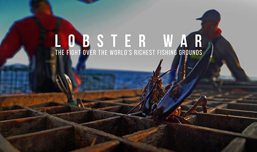 lobster war lecture