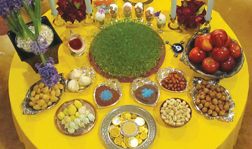 Exceptional Persian New Year Celebration   Sold Out | Harvard Museums Of Science U0026  Culture