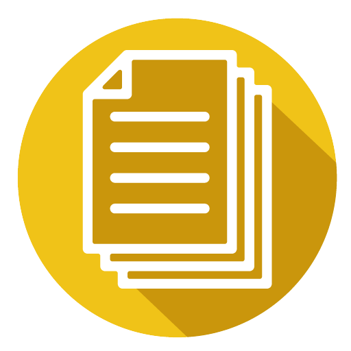 Additional Information icon yellow